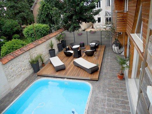 Terrasse mobile Alès